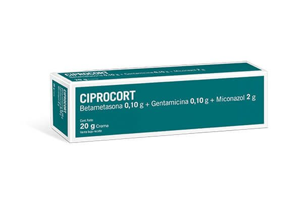 CIPROCORT CREMA